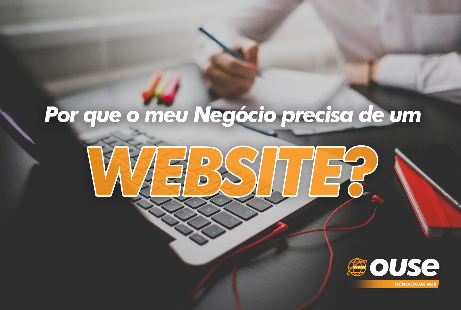 motivos para ter um site